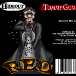 Tommy Gun Red