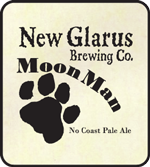 New Glarus - Moon Man